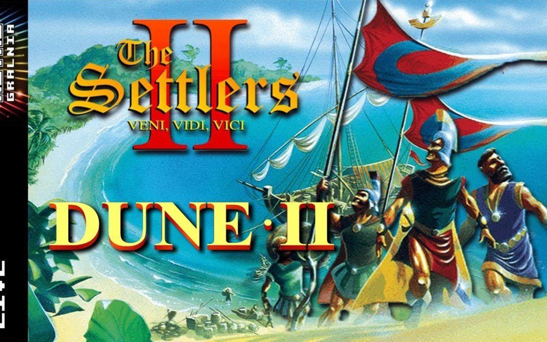 🔴 Settlers II: History Edition (i Diuna II)