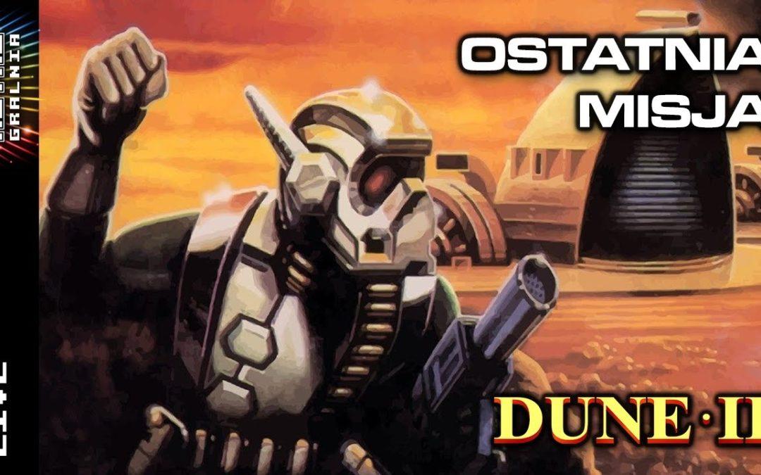 🔴  Dune II – Ostatnia Misja