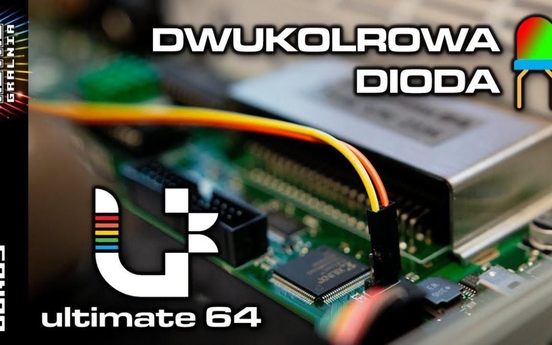 💡 Dwukolorowa dioda Ultimate 64 – Bonus!
