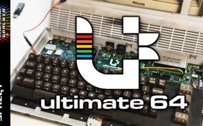 ⚙️ Ultimate 64 – Instalacja i pierwsze spojrzenie na sprzęt