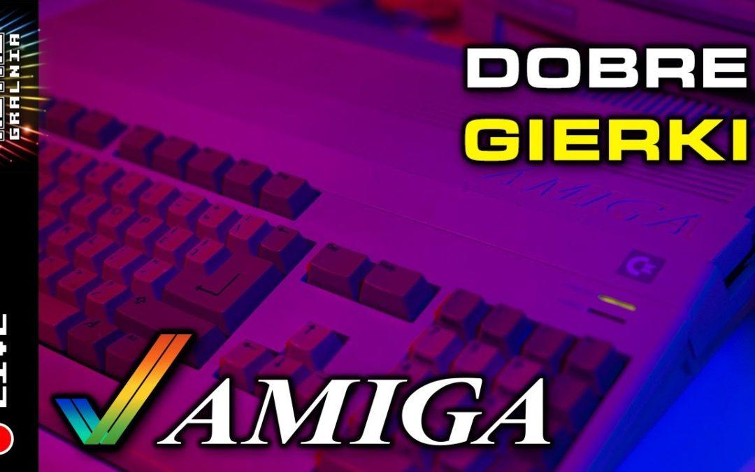 🔴  Amiga – Różne gierki, dobre gierki…