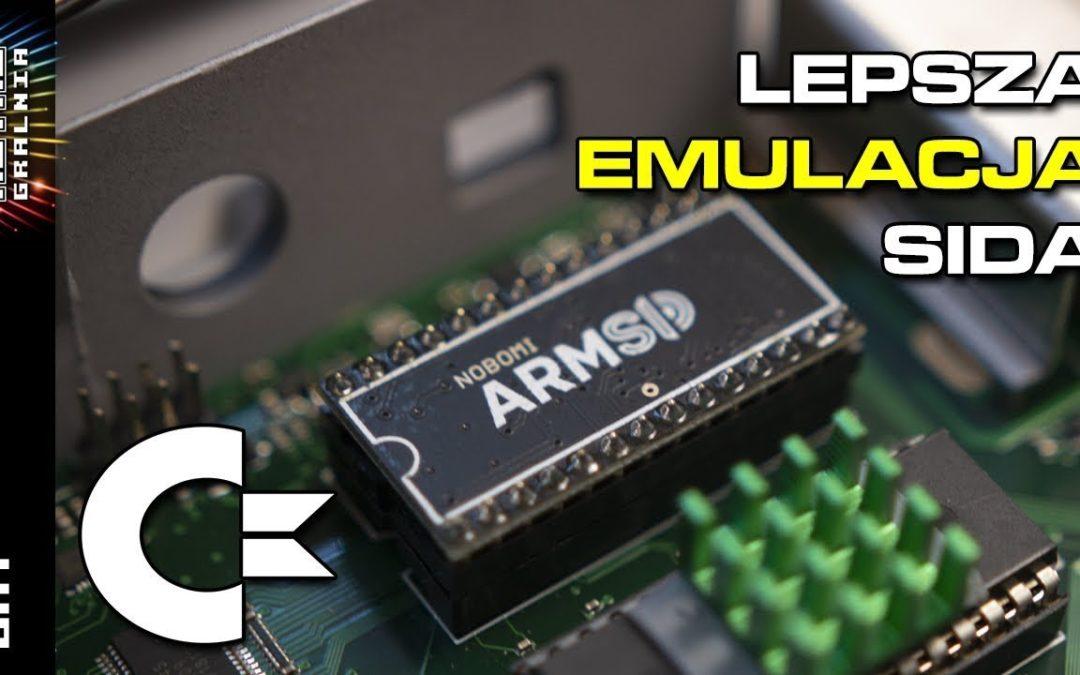 🎵 ArmSID – Super zamiennik dla naszego Commodore 64