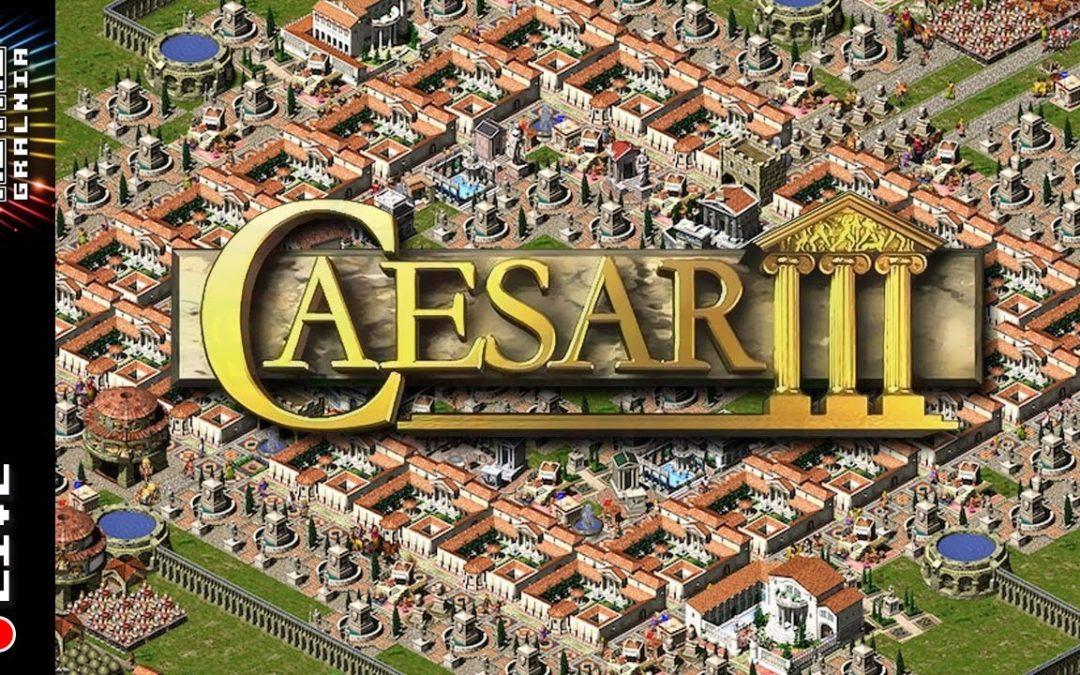🔴  Caesar 3  – Zbudujmy nowe miasto!