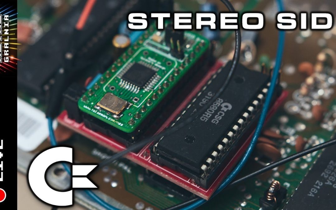 🔴 Commodore 64 – Stream Zastępczy – Demka!