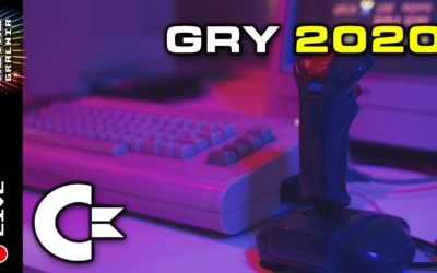🔴  Gry 2020: Commodore 64