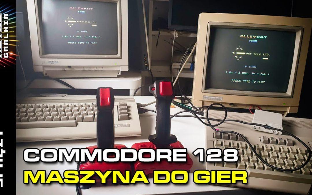 🕹️ Przegląd gier na Commodore 128 i porównanie z C64