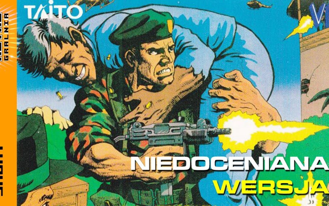 👾 Operation Wolf na NESa – RetroGralnia #Shorts