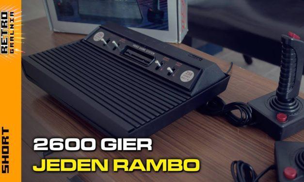 👾 Rambo – Obowiązkowy prezent na Komunie 1990! – RetroGralnia  #Shorts