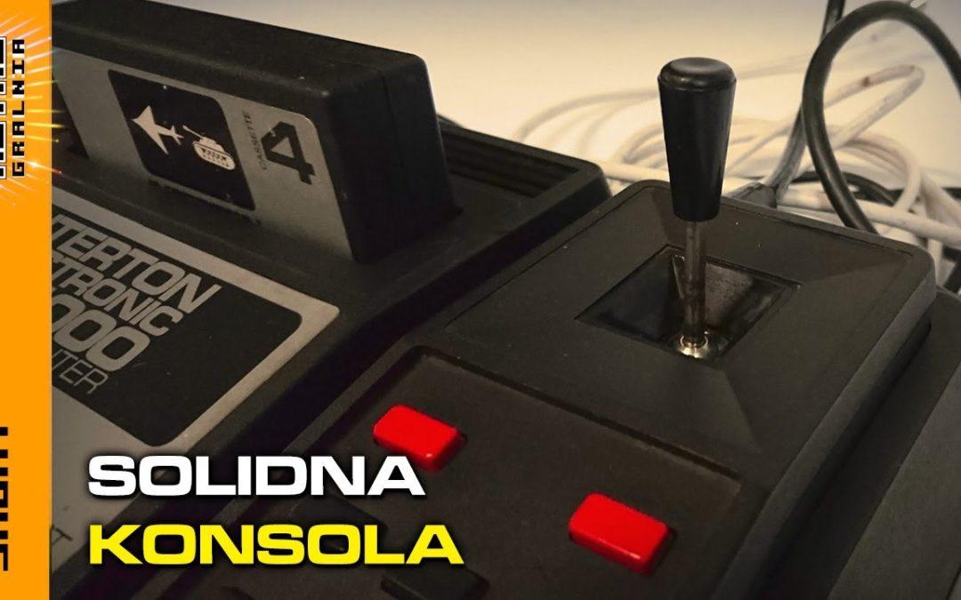 👾 Interton VC-4000 – Solidna Konsola – RetroGralnia  #Shorts