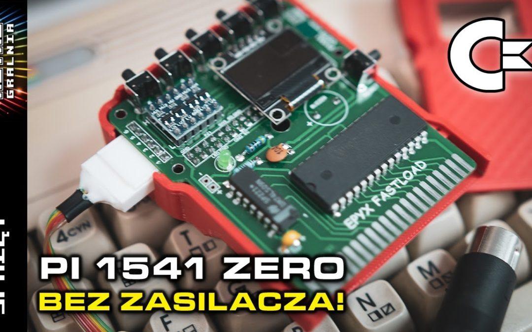 ⚙️ Pi1541 Zero Epyx Fastload Combo Kartridż