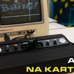 👾 UnoCart 2600 SD – Świat Gier i Dem na Rambo odpalonych!
