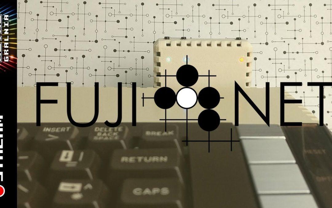 🎙️ Fujinet – Atari 130XE – Teraz już na serio!