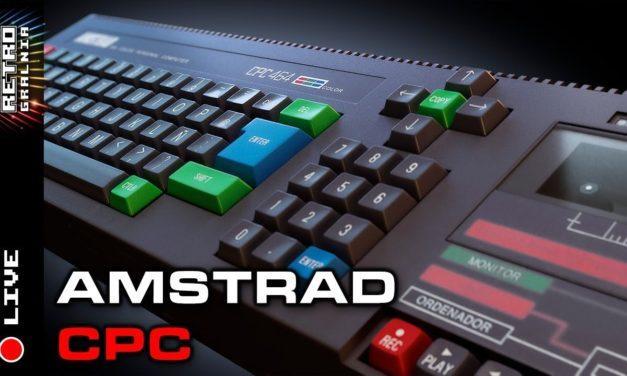 🔴  Amstrad CPC – Pograjmy se!